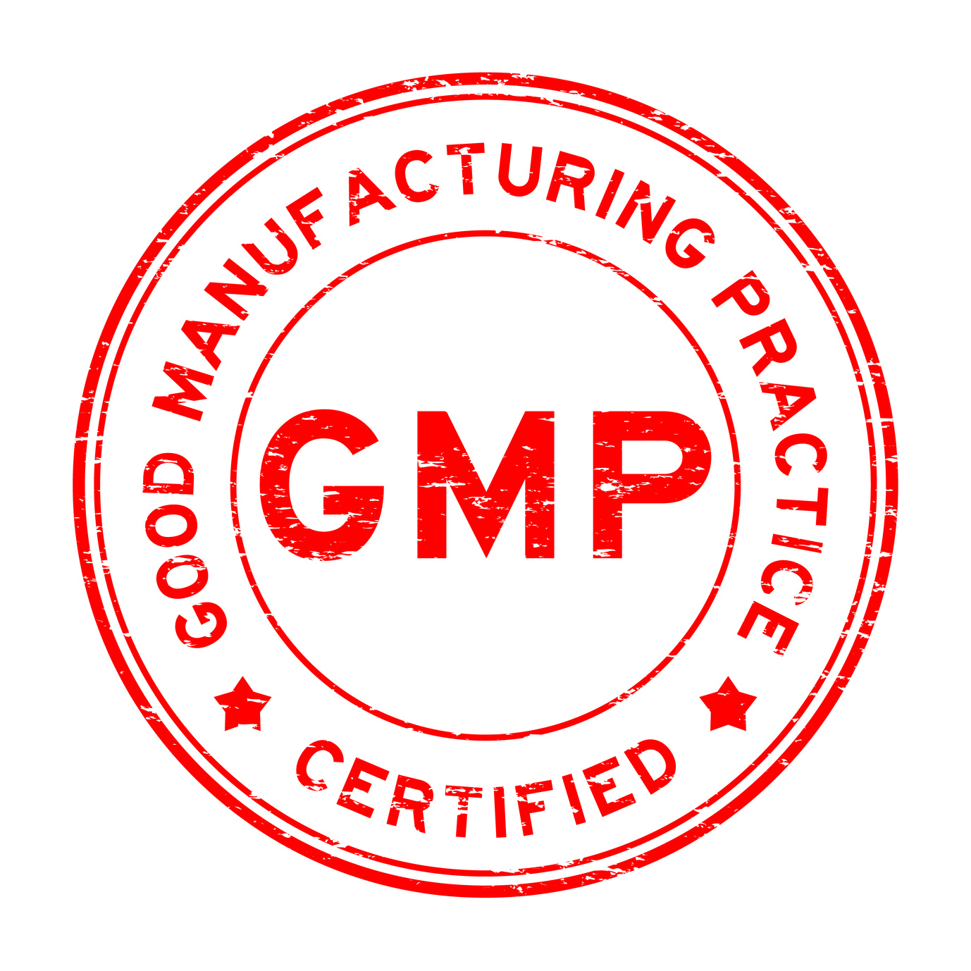 GMP certified stemp