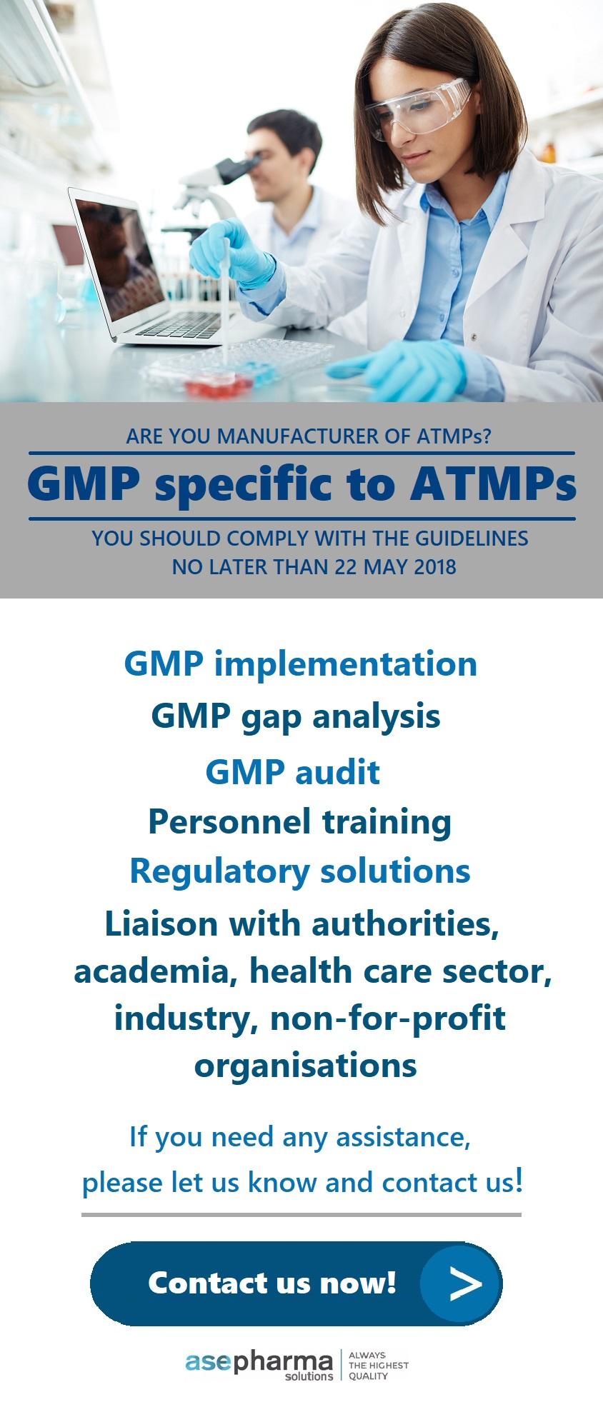 adv ATMP ASE Pharma Solutions