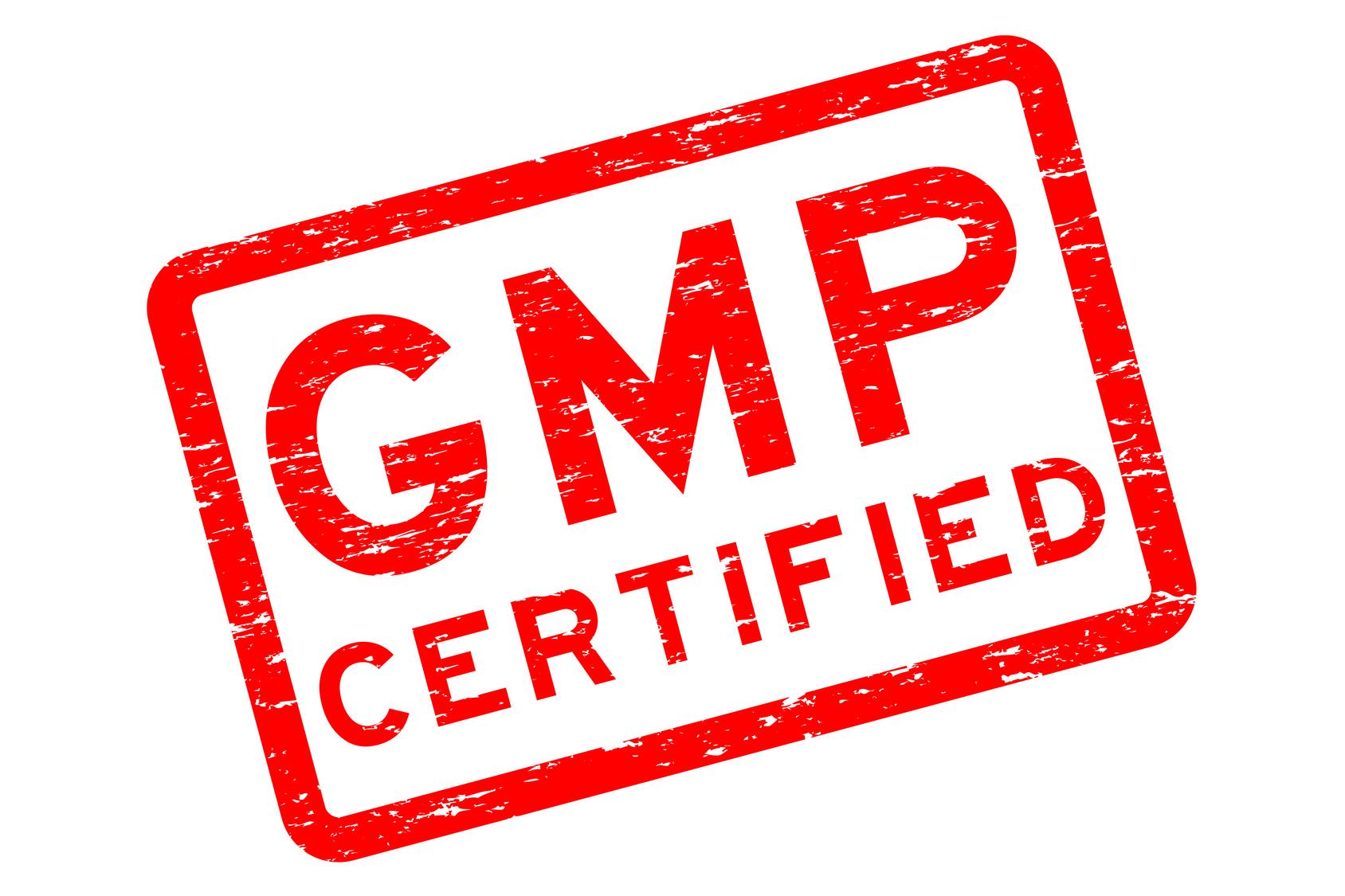GMP sign