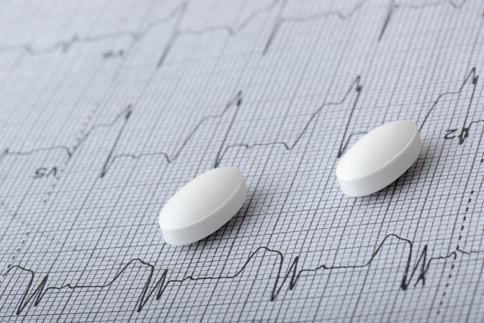 EKG & tablets