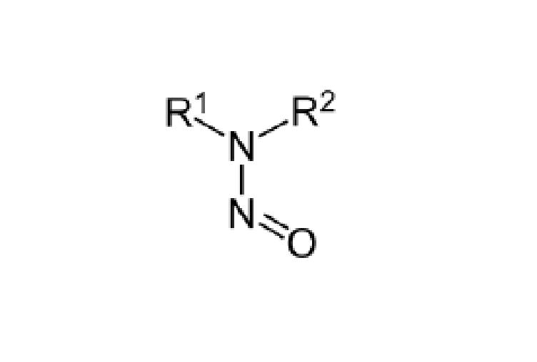 nitrosamines structure