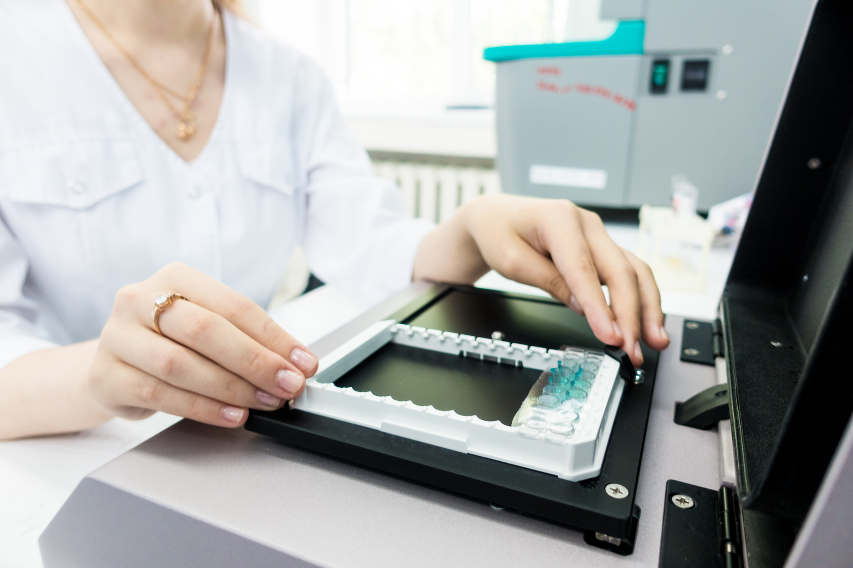 PCR robot