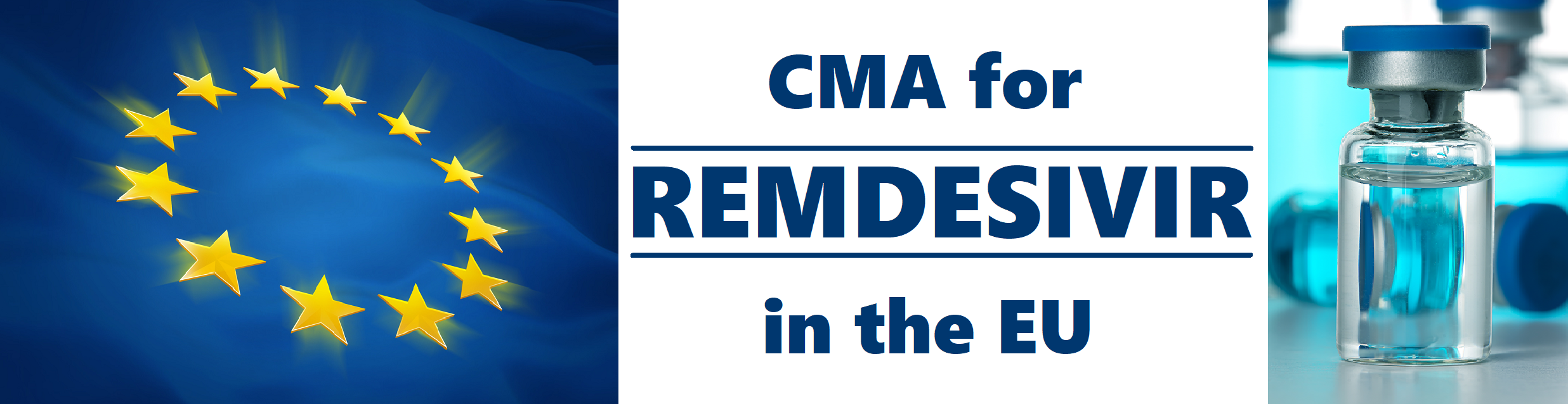 CMA for Remdesivir in the EU